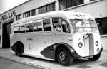 AEC Regal III 9621E Windover 1950 года